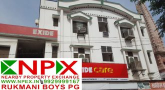 Rukmani Boys PG