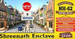 23 x 55 Showroom At Shreenath Market