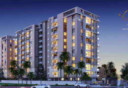 3-BHK Premium Residential Apartment (Flat) @ Maya Heights