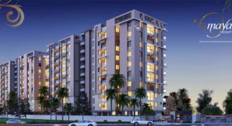 3-BHK Premium Residential Apartment (Flat) @ Maya Heights