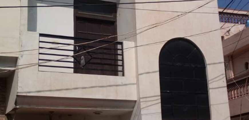 2 BHK House Available For Rent in Reasonable Price at 94 Rana Pratap Colony ( Near Meera Chowk )