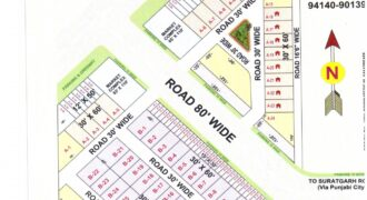 Plot 30×60 For Sale in Ambey Valley