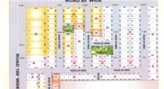 Residential Plot in Ambica Enclave – 2